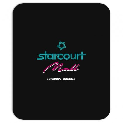 Starcourt Mall Stranger Things Mousepad Designed By Toweroflandrose