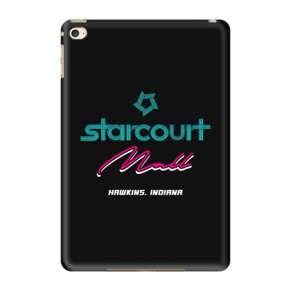 Starcourt Mall Stranger Things Ipad Mini 4 Case Designed By Toweroflandrose