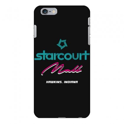 Starcourt Mall Stranger Things Iphone 6 Plus/6s Plus Case Designed By Toweroflandrose