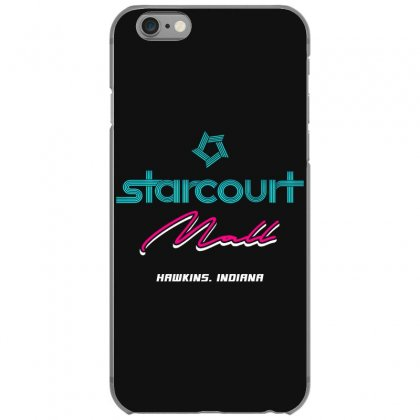 Starcourt Mall Stranger Things Iphone 6/6s Case Designed By Toweroflandrose