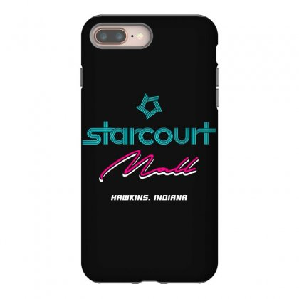 Starcourt Mall Stranger Things Iphone 8 Plus Case Designed By Toweroflandrose