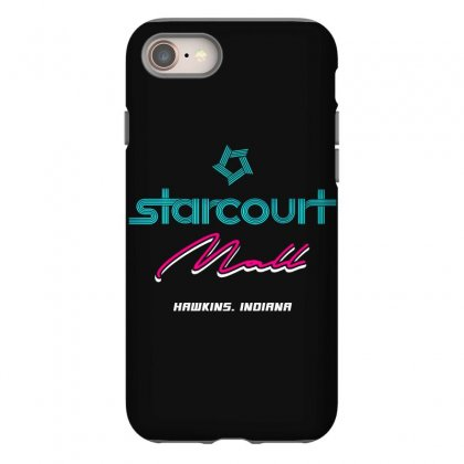 Starcourt Mall Stranger Things Iphone 8 Case Designed By Toweroflandrose