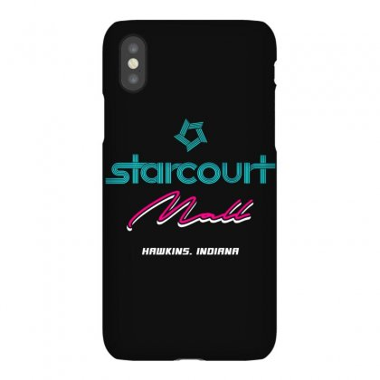 Starcourt Mall Stranger Things Iphonex Case Designed By Toweroflandrose
