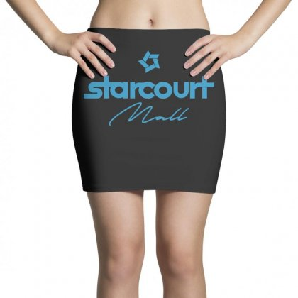 Starcourt Mall Solid Mini Skirts Designed By Toweroflandrose