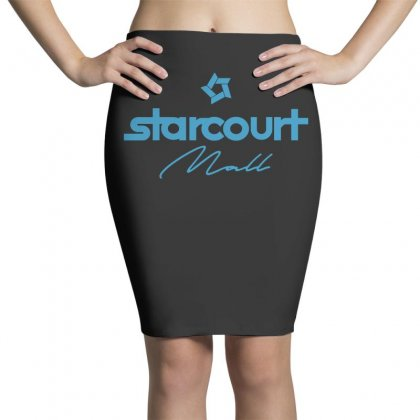 Starcourt Mall Solid Pencil Skirts Designed By Toweroflandrose