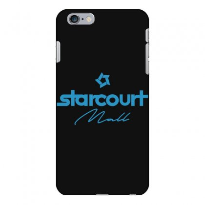Starcourt Mall Solid Iphone 6 Plus/6s Plus Case Designed By Toweroflandrose