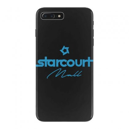 Starcourt Mall Solid Iphone 7 Plus Case Designed By Toweroflandrose