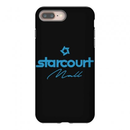 Starcourt Mall Solid Iphone 8 Plus Case Designed By Toweroflandrose