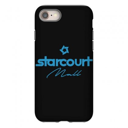 Starcourt Mall Solid Iphone 8 Case Designed By Toweroflandrose