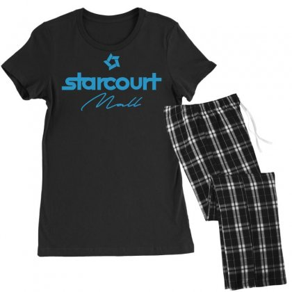 Starcourt Mall Solid Women's Pajamas Set Designed By Toweroflandrose