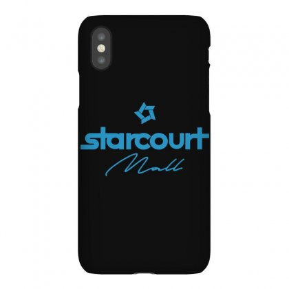 Starcourt Mall Solid Iphonex Case Designed By Toweroflandrose