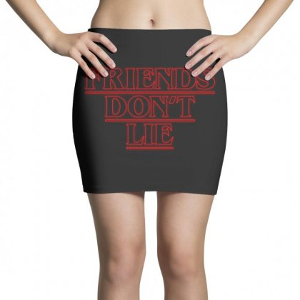 Friends Dont Lie Outline Mini Skirts Designed By Toweroflandrose