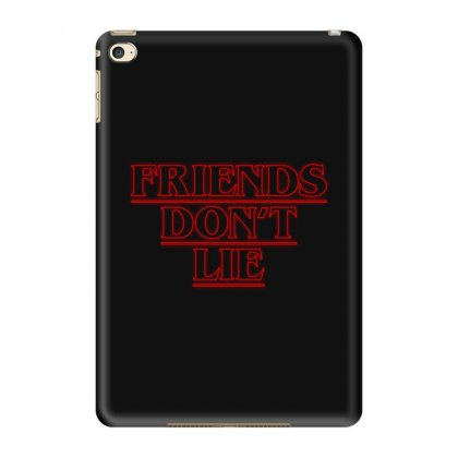Friends Dont Lie Outline Ipad Mini 4 Case Designed By Toweroflandrose