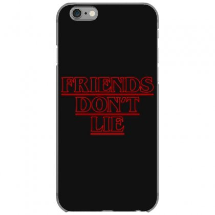 Friends Dont Lie Outline Iphone 6/6s Case Designed By Toweroflandrose