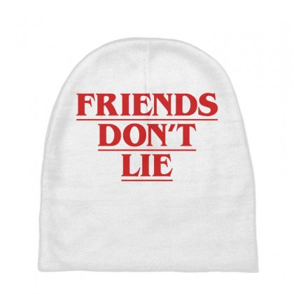 Friends Dont Lie Baby Beanies Designed By Toweroflandrose