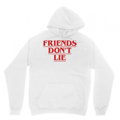 Friends Dont Lie Unisex Hoodie Designed By Toweroflandrose