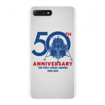 50th Anniversary The First Lunar Landing Iphone 7 Plus Case Designed By Toweroflandrose