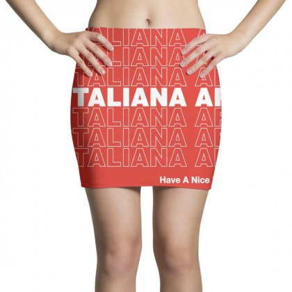 Italiana Af Have A Nice Day Mini Skirts Designed By Toweroflandrose