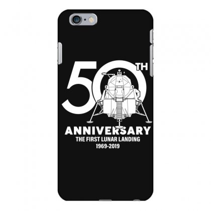50th Anniversary The First Lunar Landing Iphone 6 Plus/6s Plus Case Designed By Toweroflandrose