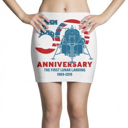 50th Anniversary The First Lunar Landing Mini Skirts Designed By Toweroflandrose