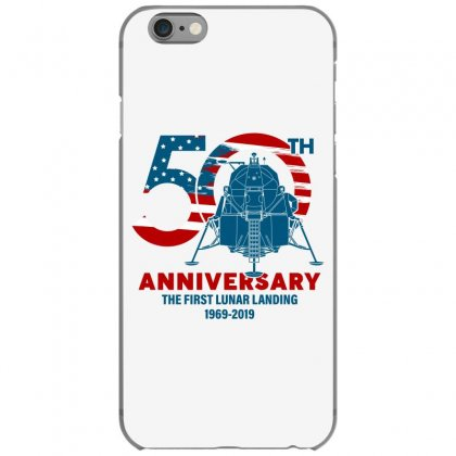 50th Anniversary The First Lunar Landing Iphone 6/6s Case Designed By Toweroflandrose