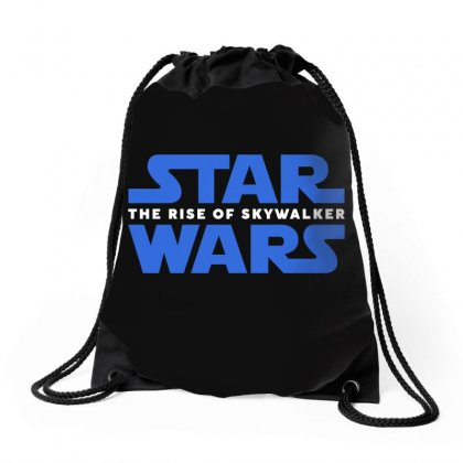Star Wars The Rise Of Skywalker Drawstring Bags Designed By Toweroflandrose