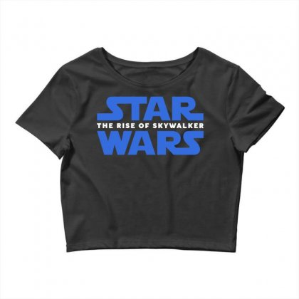 Star Wars The Rise Of Skywalker Crop Top Designed By Toweroflandrose
