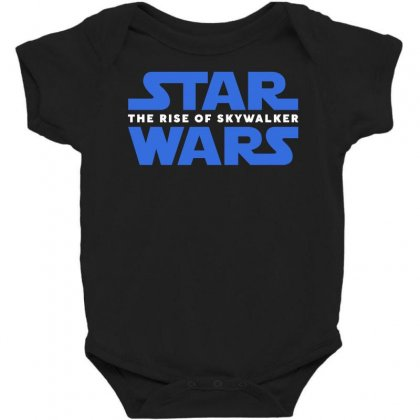 Star Wars The Rise Of Skywalker Baby Bodysuit Designed By Toweroflandrose