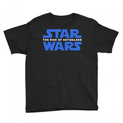 Star Wars The Rise Of Skywalker Youth Tee Designed By Toweroflandrose