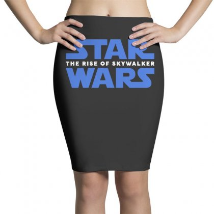 Star Wars The Rise Of Skywalker Pencil Skirts Designed By Toweroflandrose
