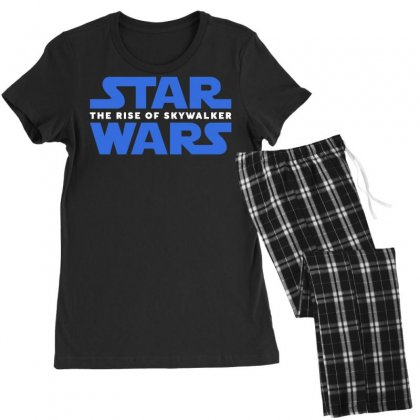 Star Wars The Rise Of Skywalker Women's Pajamas Set Designed By Toweroflandrose