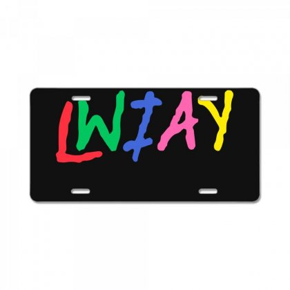 Lwiay License Plate Designed By Toweroflandrose