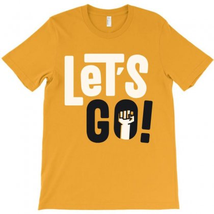 Let't Go T-shirt Designed By Tudtoojung