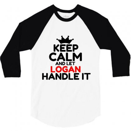 Logan 3/4 Sleeve Shirt Designed By Perfect Designers