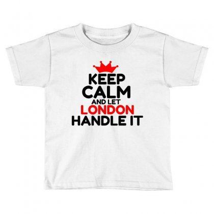 London Toddler T-shirt Designed By Perfect Designers