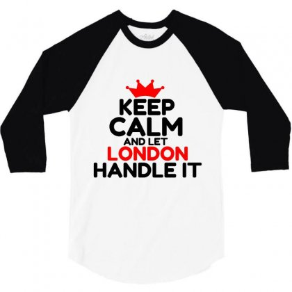 London 3/4 Sleeve Shirt Designed By Perfect Designers