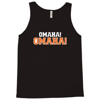 Omaha Omaha Tank Top Designed By Riqo