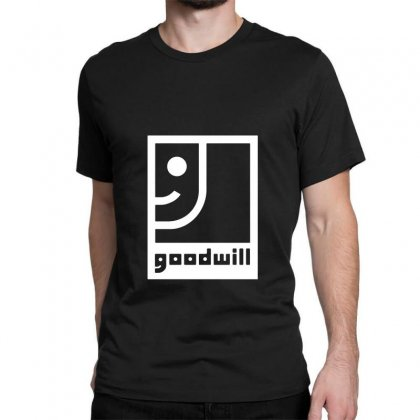 Goodwill Classic T-shirt Designed By G3ry