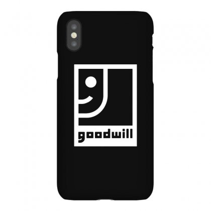Goodwill Iphonex Case Designed By G3ry