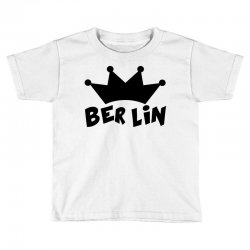 berlin Toddler T-shirt | Artistshot