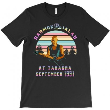 Darmok And Jalad At Tanagra September 1991 T-shirt Designed By Sengul