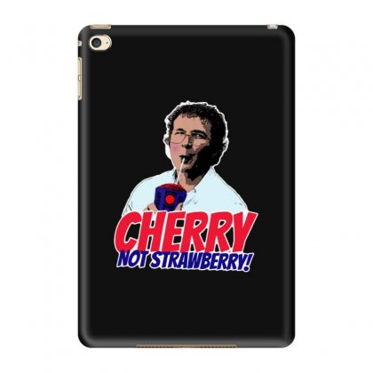 Alexei Cherry Not Strawberry Ipad Mini 4 Case Designed By Scarlettzoe