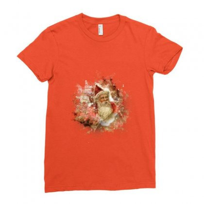 Halloween 174 Ladies Fitted T-shirt Designed By Lotus Fashion Realm