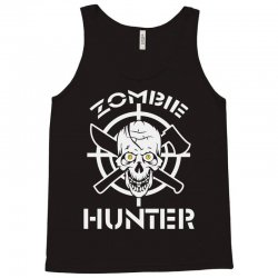 zombie hunter Tank Top | Artistshot