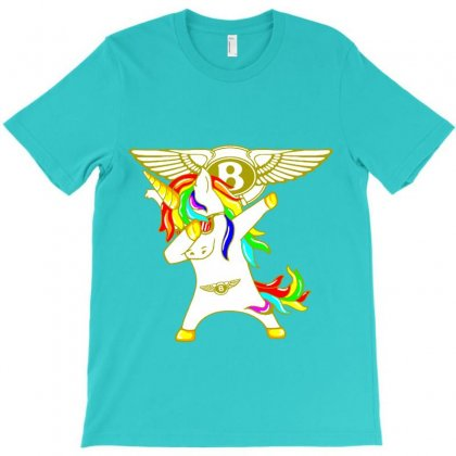Bentley Unicorn Dabbing Shirts T Shirt Gildan Mens T Shirt Red S 4 102 T-shirt Designed By Lotus Fashion Realm