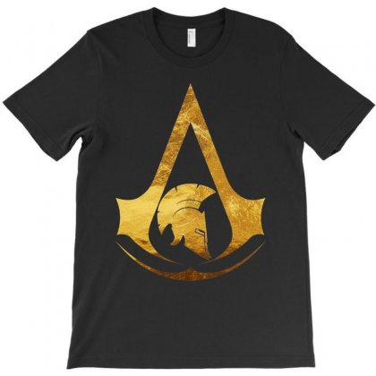 Assassin Creed Odyssey T-shirt Designed By Noir Est Conception
