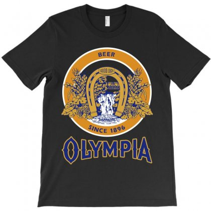 Olympia Beer T-shirt Designed By Markshop