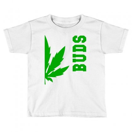 Buds Best Buds Matching Couples Toddler T-shirt Designed By Bpn Inside