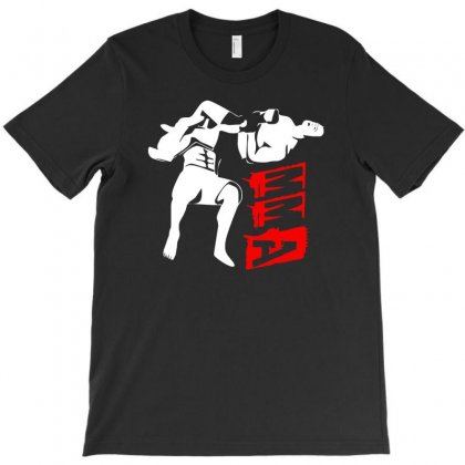 Mma Fight T-shirt Designed By G3ry