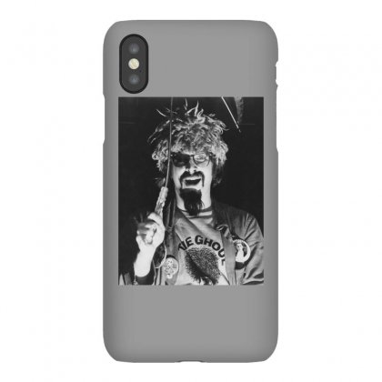 The Ghoul Channel 61 Iphonex Case Designed By Kartikasari